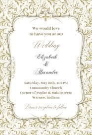 free printable wedding invitation templates greetings island