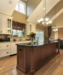 color kitchen cabinets with granite countertops 50 kitchens with black granite countertop surfaces photos