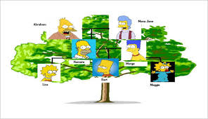 family tree powerpoint template 7 powerpoint family tree templates