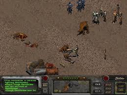 Fallout 2 Map by Screenshots Image Fallout 2 Mod Db