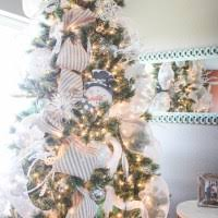how to decorate a tree from start to finish the easy