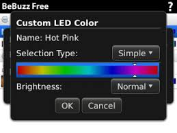 Led Light Color Bebuzz Free Led Light Colors For Blackberry Download