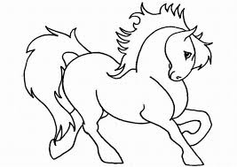 100 running horse coloring pages wild horses running drawings