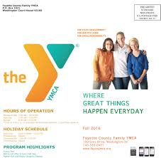 is the ymca open on thanksgiving the record herald author matthew louallen