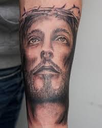jesus religious tattoo design photos pictures and sketches