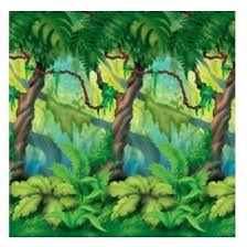 Jungle Backdrop Jungle Backdrop Scene Setter U2013 Build A Birthday
