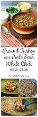leftover thanksgiving turkey chili recipe ground turkey or leftover turkey and pinto bean white chili with