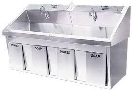 Scrub Sink new mac ss64 stainless steel scrub sink alpine surgical