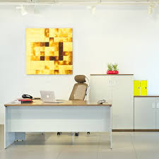 Office Cabin Furniture Design Buy Versaline Main Table Cabin Online At Featherlite Furniture
