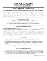 retail manager resume template retail supervisor resume retail management resume template