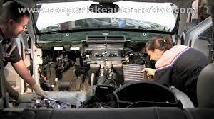 jeep grand cherokee dashboard 2005 cherokee heater core youtube