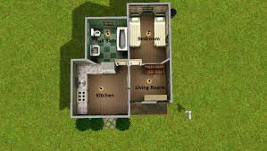 4 Bedroom Tiny House Mod The Sims Tiny House 4 2 Beds 1 Bath No Cc