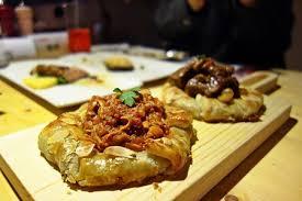 la cuisine des 駱ices 跟著綜藝 康熙 吃美食之 法式烘餅 wacowla 哇靠最潮的網路媒體in