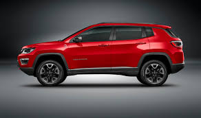 jeep compass 2017 trailhawk 2017 jeep compass trailhawk side unveiled indian autos blog