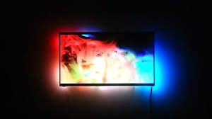 ambient light behind tv ambiscreen ambient screen back lighting for any device tv pc