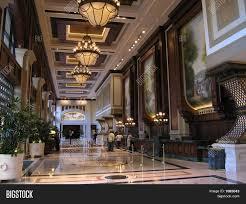luxury hotel lobby image u0026 photo bigstock