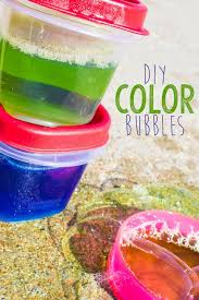 free printable cleaning and chore chart plus diy colored bubbles
