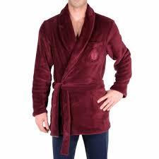 robe de chambre homme luxe de chambre courte homme