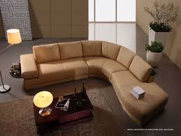 modern leather living room furniture living room decoration