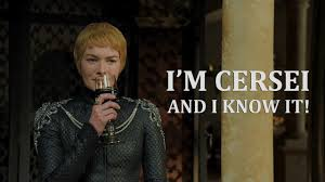 Cersei Lannister Meme - 19 memes on cersei lannister which will make you adore her not