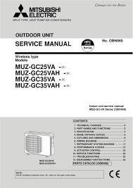 mitsubishi msz wiring diagram wwwintaihartanahcom adding a
