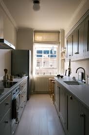 how much is a galley kitchen remodel shaker galley kitchen a stylish small design by devol for