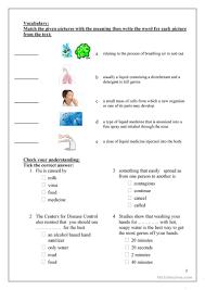 flu worksheet free esl printable worksheets made by teachers