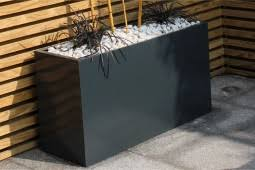 simplicity of gardening large plastic planters front yard plastic