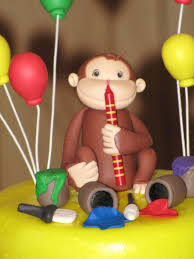 curious george cake topper curious george cake topper birthdays curious