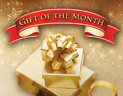 gift of the month gift of the month coushatta casino resort