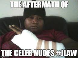 Celeb Meme - the aftermath of the celebrity nudes imgflip
