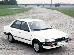 gallery of mazda 323 sedan