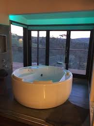 spa bath with mood lighting picture of seclusions blue