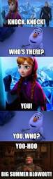 15 jokes and memes that only true frozen fans will love knock