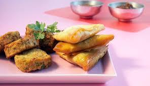 recette cuisine creole reunion recette samoussas réunion recettes réunionnaises samoussa