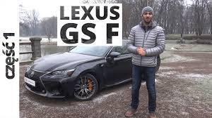 lexus f 5 0 sedan v8 lexus gs f 5 0 v8 477 km 2016 test autocentrum pl 256 youtube