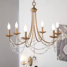 round chandelier light lighting beaded light fixture pillar candle round chandelier