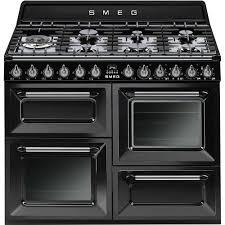 piano cuisine smeg cooker tr4110bl1 smeg smeg uk