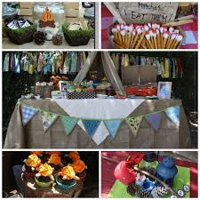 Backyard Camping Ideas 45 Best S U0027mores Camping Theme Party Images On Pinterest Camping