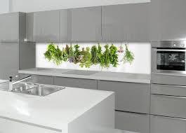 küche rückwand küchenrückwand spritzschutz profix kräuterleine 220x60 cm