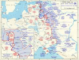 Printable Map Of Germany by Map Of Soviet Offensive Against Germany December 1941 May 1942