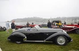 1939 alfa romeo 8c 2900b at the pebble concours d elegance