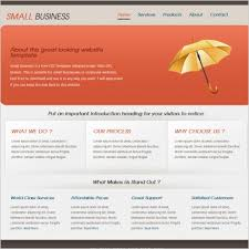 html business templates free download with css small business