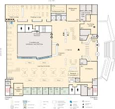 floor maps gw libraries