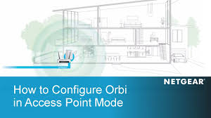 Fios Home Network Design by How To Connect Orbi With Your Gateway As An Access Point Netgear