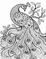 free coloring pages for adults printable easy to color animals