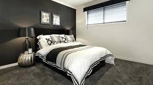 chambre noir et blanche deco chambre noir et blanc dacco chambre bacbac en et