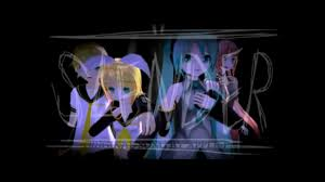 vocaloid halloween monster party night