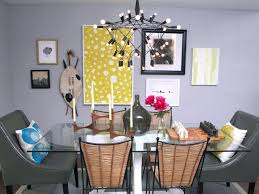 eclectic dining room home design