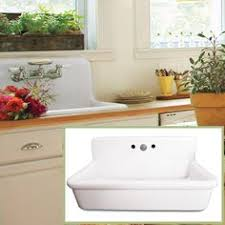KOHLER Gilford  In Vitreous China Utility Sink In White Wall - Utility sink backsplash